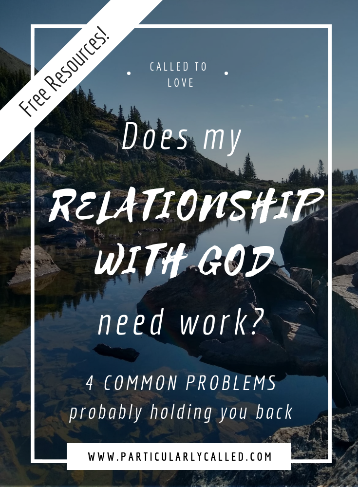 how to strengthen my relationship with god